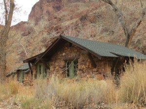 Our Phantom Ranch Bungalow... such luxury!