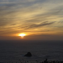 Sunset at Finisterre and my Camino journey... aside from a walk to Muxia