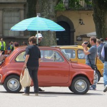 Convertible, Italian style!
