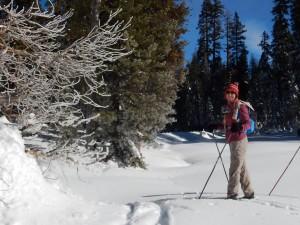Yosemite me skiing2